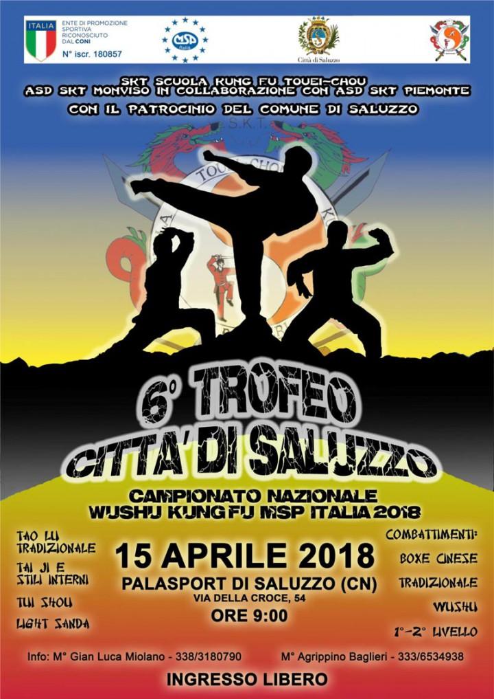 6° trofeo città di Saluzzo