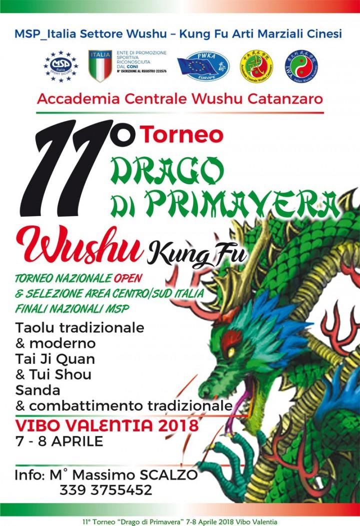 11° Torneo Drago di Primavera