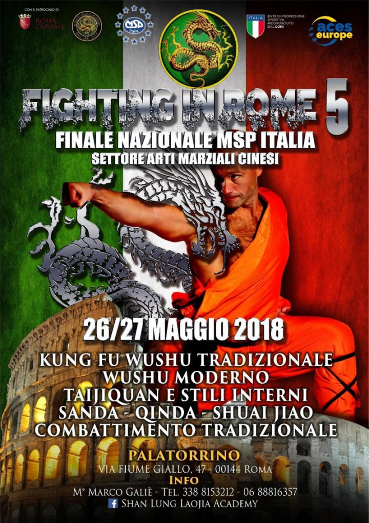 Fighting in Rome 5